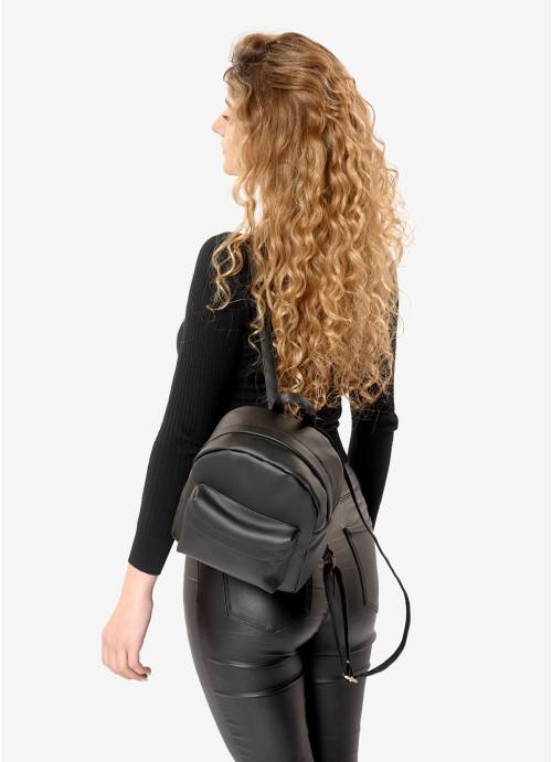 Жіночий рюкзак Sambag Brix SSH чорний