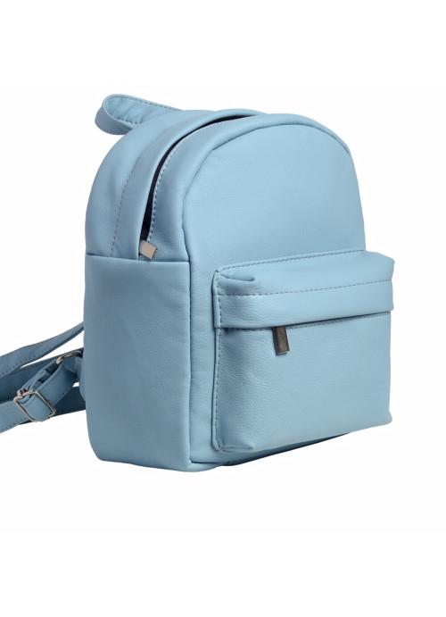 Жіночий рюкзак Sambag Brix SSH голубий