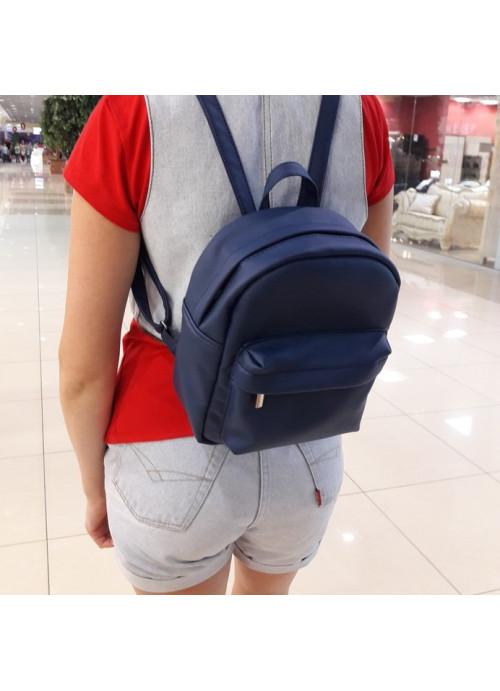 Жіночий рюкзак Sambag Brix SSH синій