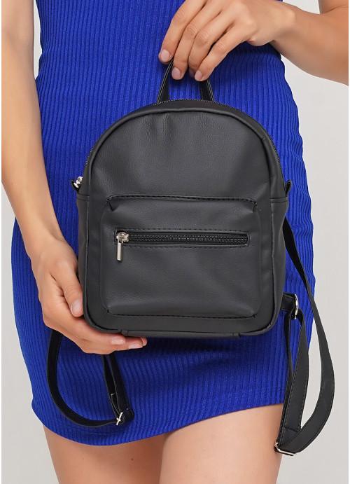 Жіночий рюкзак Sambag Brix SSB чорний