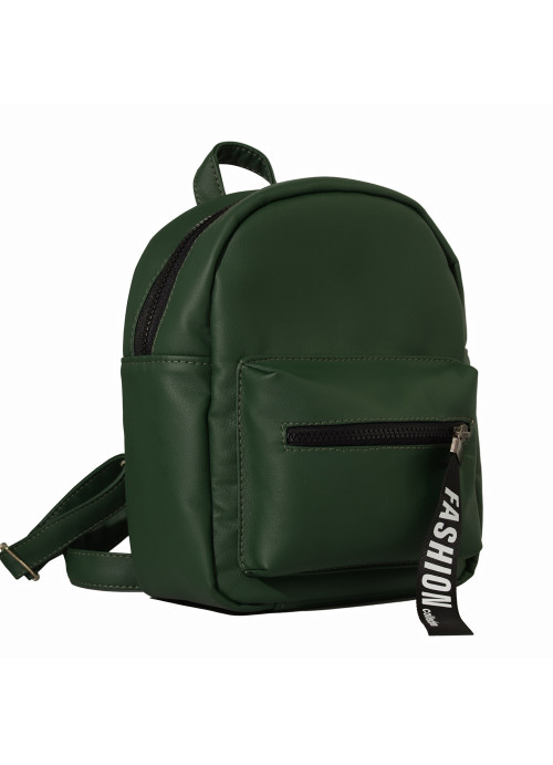 Жіночий рюкзак Sambag Brix SST зелений