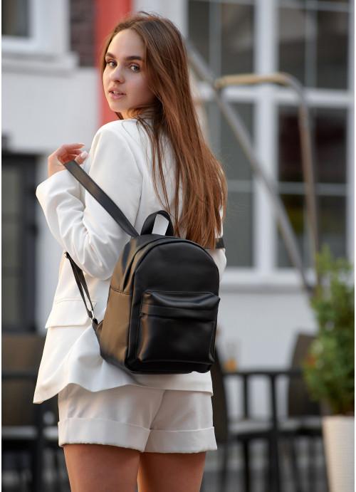 Жіночий рюкзак Sambag Brix KSH чорний