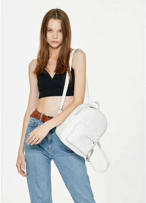 Жіночий рюкзак Sambag Brix KSH білий