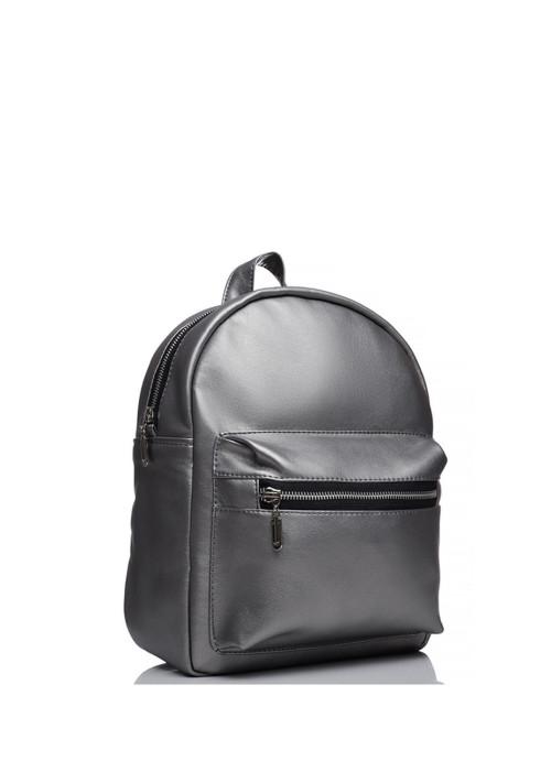 Жіночий рюкзак Sambag Brix KSS silver dark