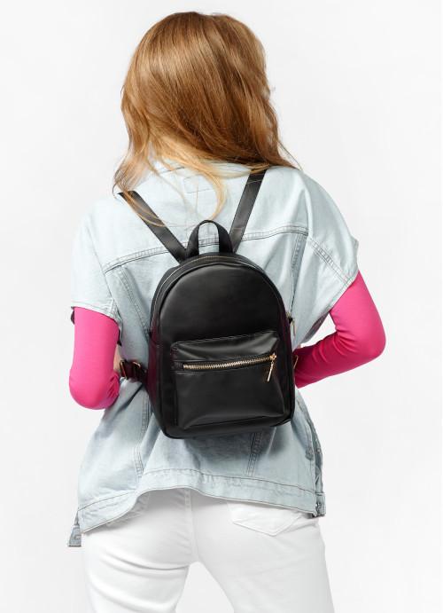 Жіночий рюкзак Sambag Brix KSG чорний