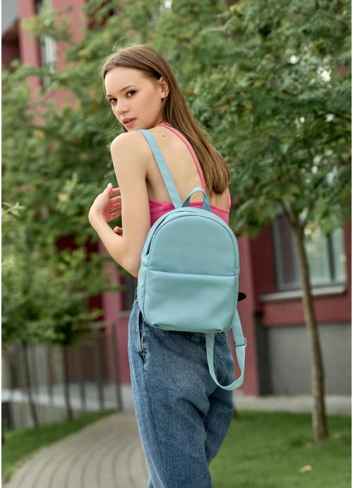 Жіночий рюкзак Sambag Brix KQH голубий