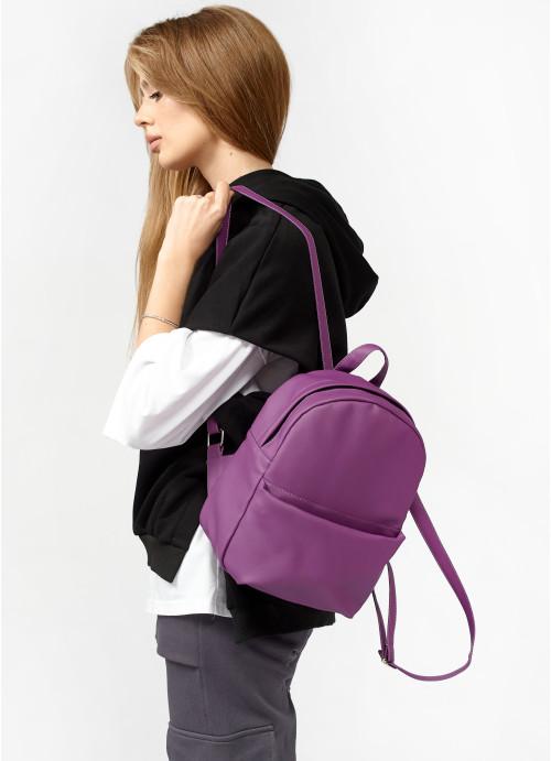 Жіночий рюкзак Sambag Brix KQH фіолетовий