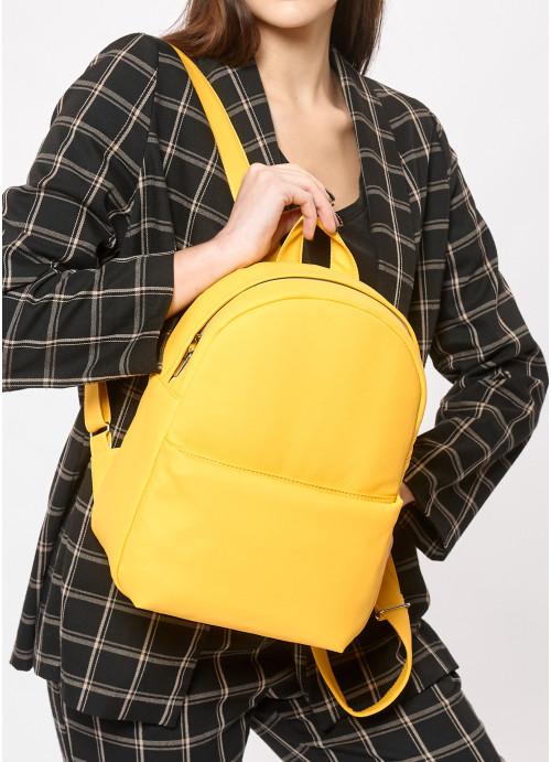 Жіночий рюкзак Sambag Brix KQH жовтий
