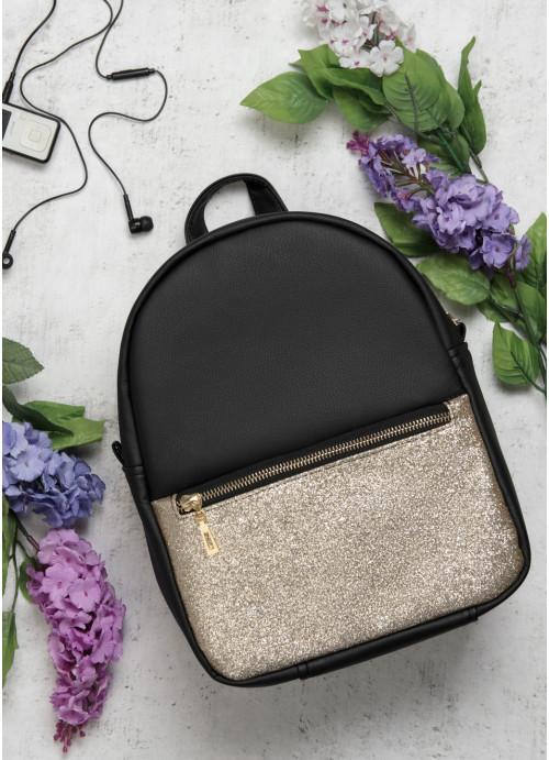 Жіночий рюкзак Sambag Brix KPGb чорний