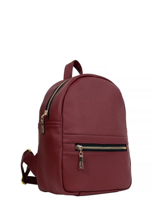 Жіночий рюкзак Sambag Brix KPG бордо