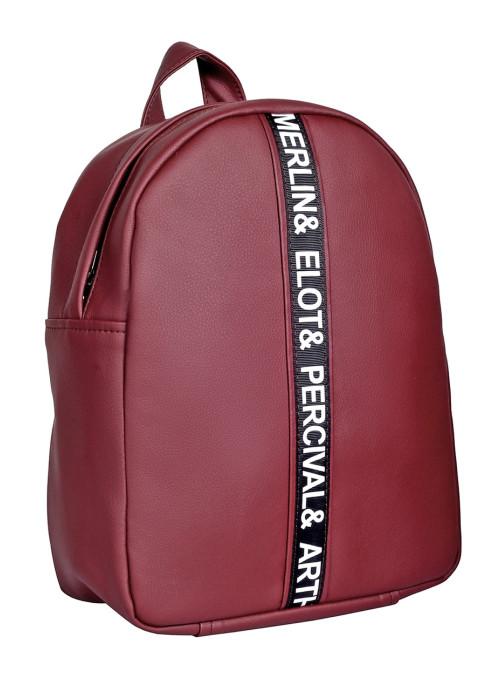 Жіночий рюкзак Sambag Brix MZS бордо