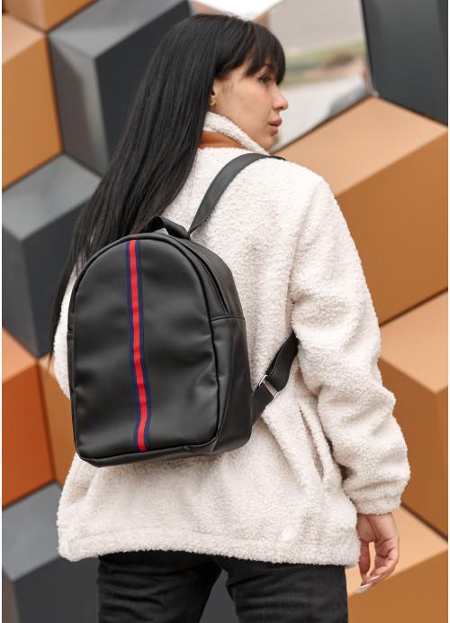 Жіночий рюкзак Sambag Brix MZSP чорний