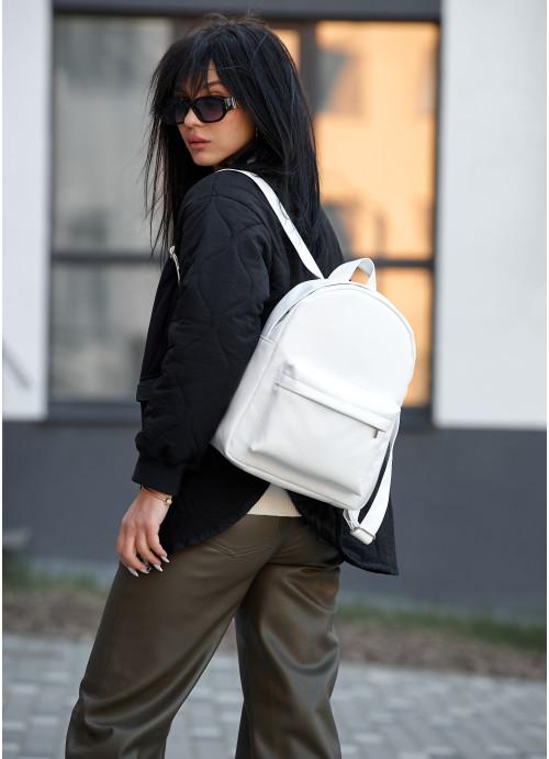 Жіночий рюкзак Sambag Brix MSH білий