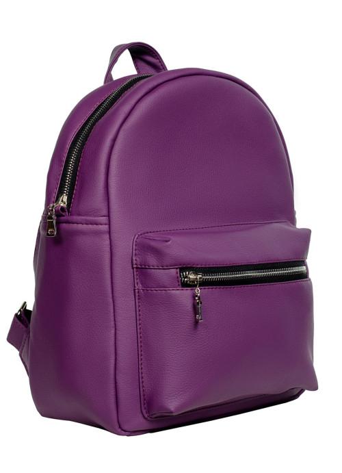 Жіночий рюкзак Sambag Brix MSS фіолетовий