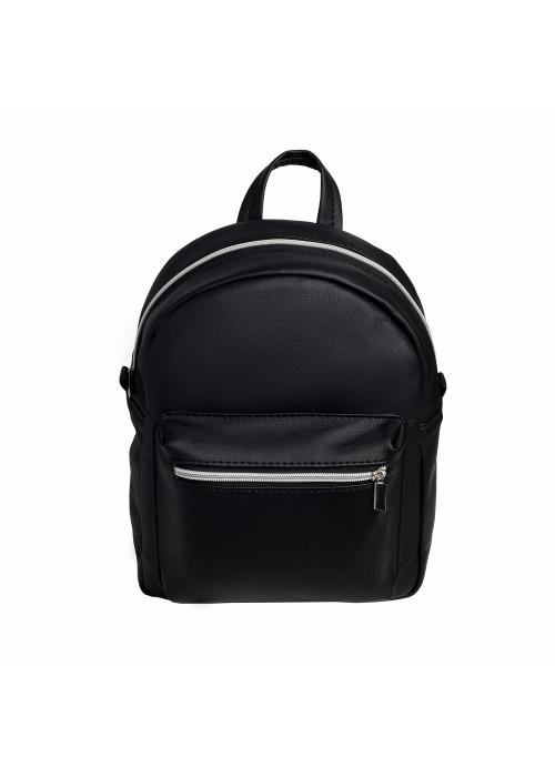 Жіночий рюкзак Sambag Brix MSSP чорний