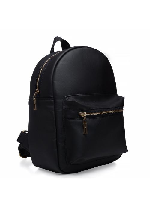 Жіночий рюкзак Sambag Brix MSG чорний
