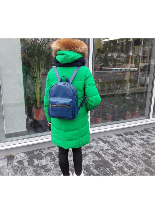 Жіночий Рюкзак Sambag Brix BSG синій
