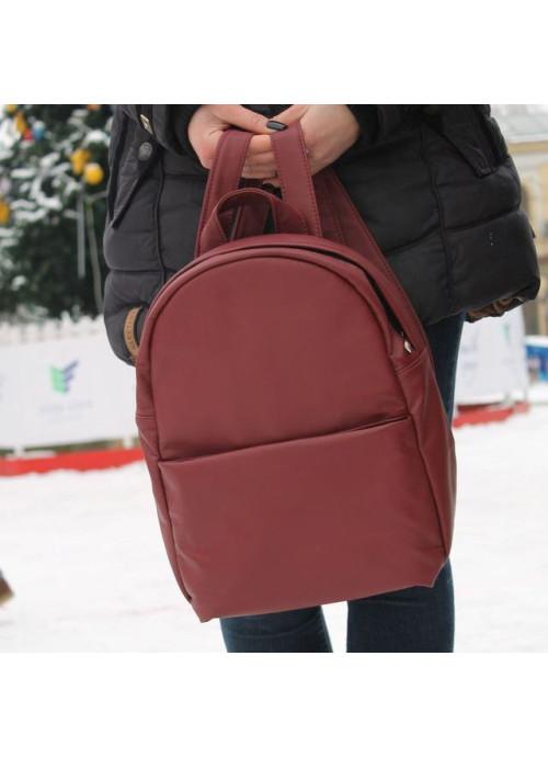 Жіночий рюкзак Sambag Brix MQH бордо