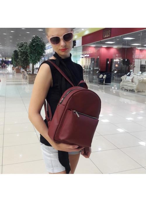 Жіночий рюкзак Sambag Kraft BF бордо