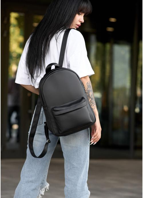 Жіночий рюкзак Sambag Brix RSH чорний