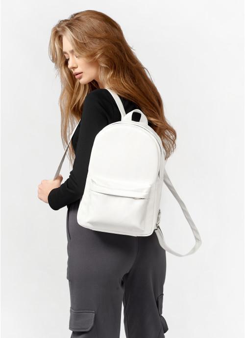 Жіночий рюкзак Sambag Brix RSH білий