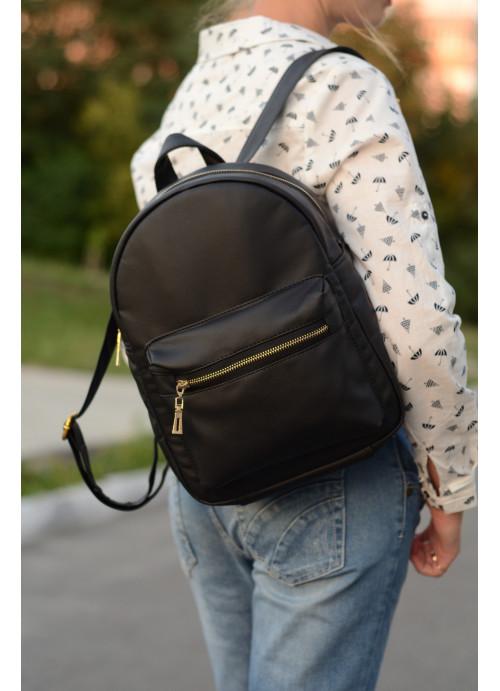 Жіночий рюкзак Sambag Brix RSG чорний