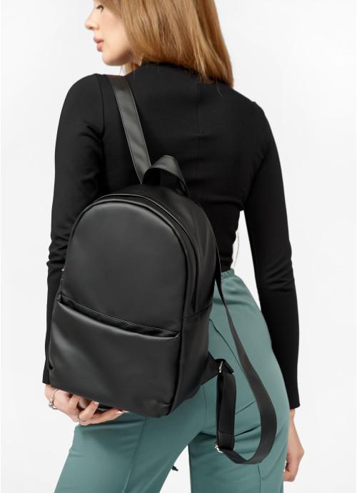 Жіночий рюкзак Sambag Brix RQH чорний
