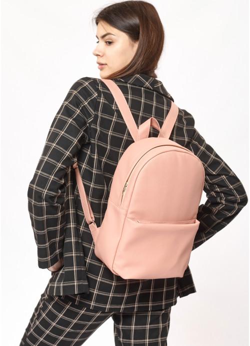 Жіночий рюкзак Sambag Brix RQH пудра