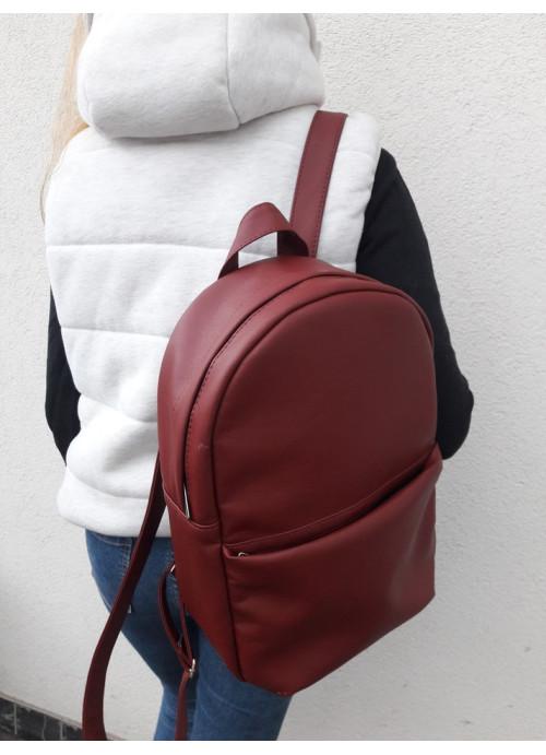 Жіночий рюкзак Sambag Brix LQH бордо