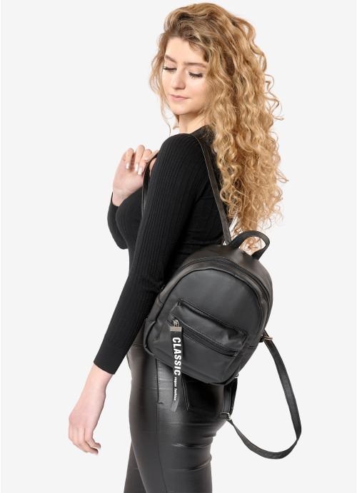 Жіночий Рюкзак Sambag Talari SST чорний