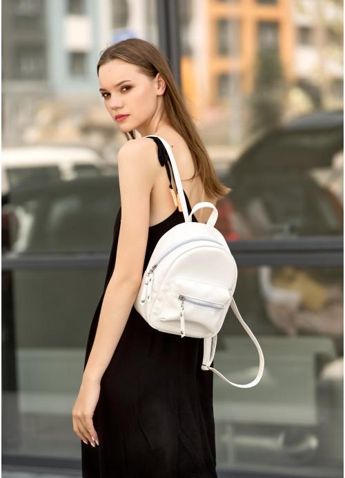 Жіночий Рюкзак Sambag Talari SSO білий