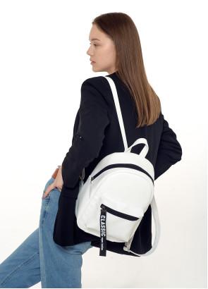 Жіночий Рюкзак Sambag Talari MST білий