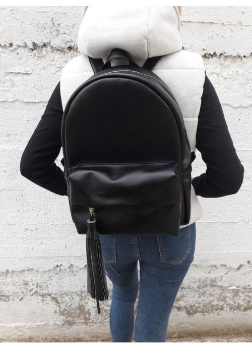 Жіночий Рюкзак Sambag Talari BSH чорний
