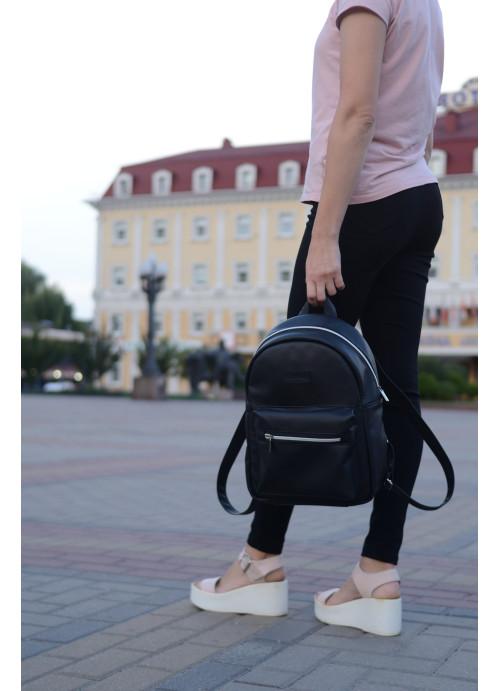Жіночий Рюкзак Sambag Talari BSSP чорний