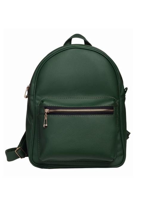 Жіночий Рюкзак Sambag Brixes MSG зелений