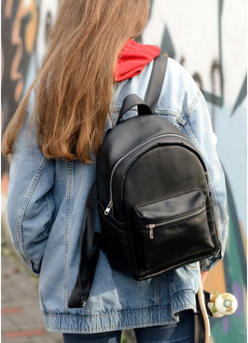 Жіночий рюкзак Sambag Dali BSS чорний