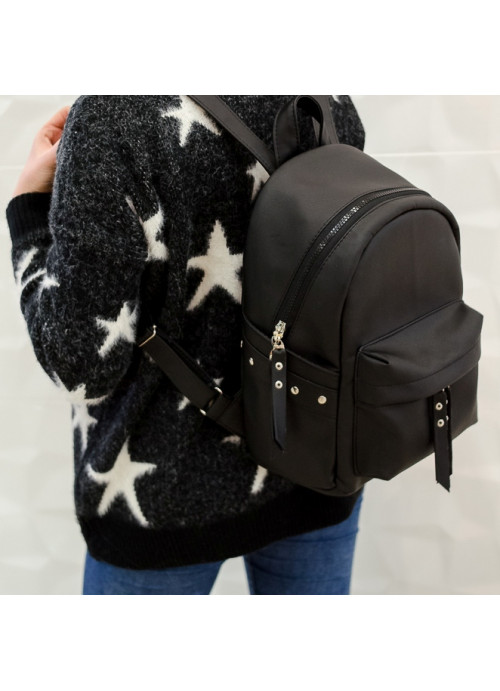 Жіночий рюкзак Sambag Dali BST чорний