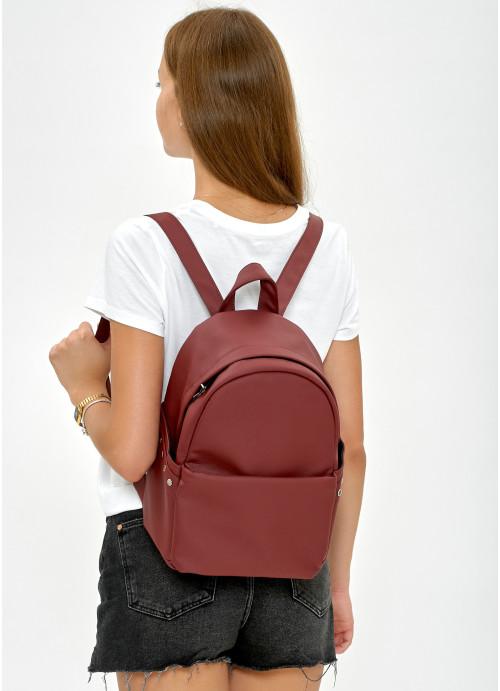 Жіночий рюкзак Sambag Dali BQH бордо