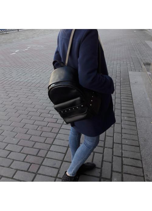 Жіночий рюкзак Sambag Dali BKH чорний