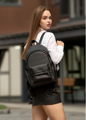 Жіночий рюкзак Sambag Dali BKHa чорний