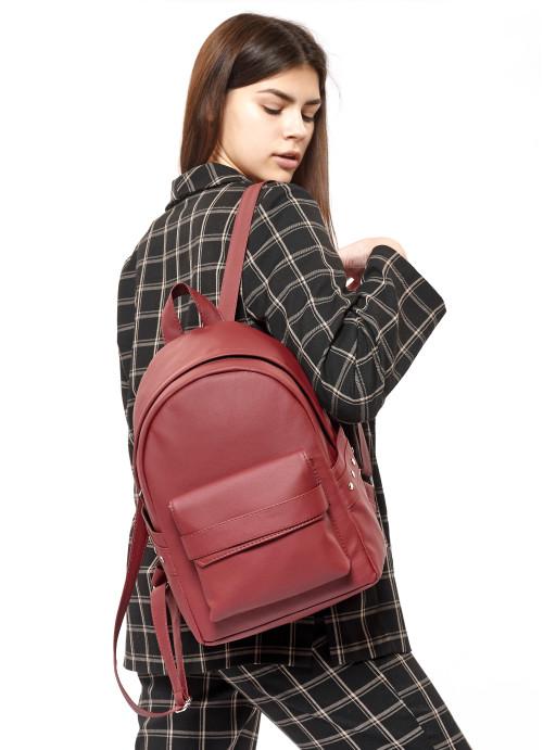 Жіночий рюкзак Sambag Dali LB бордо