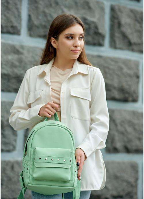 Жіночий рюкзак Sambag Dali BKH м'ята