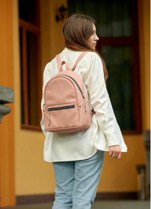 Жіночий рюкзак Sambag Dali BPS пудра