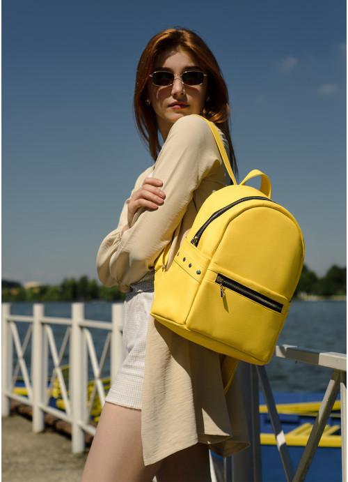Жіночий рюкзак Sambag Dali BPS жовтий