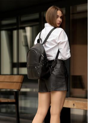Жіночий рюкзак Sambag Dali BPTe чорний