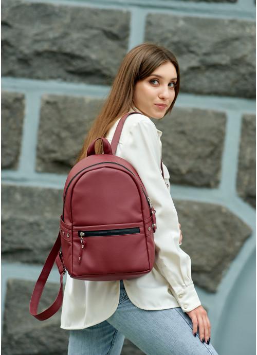 Жіночий рюкзак Sambag Dali BPT бордо