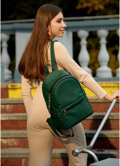 Жіночий рюкзак Sambag Dali BPT зелений