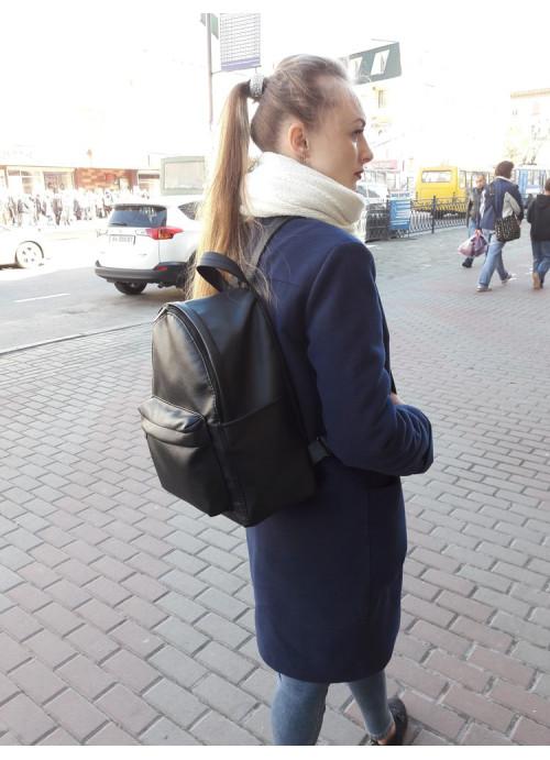 Жіночий рюкзак Sambag Fuji MSH чорний