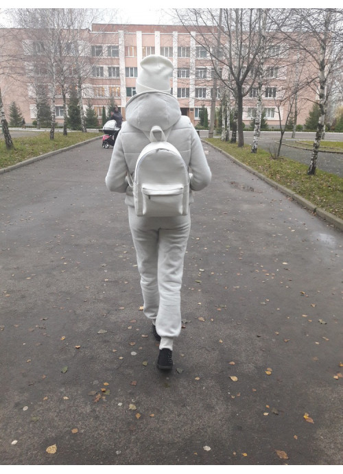Жіночий рюкзак Sambag Fuji MSH білий