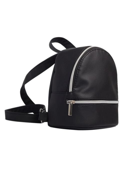 Маленький дівочий рюкзак Sambag Mane SSSP чорний